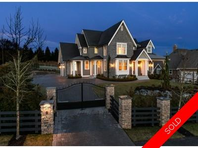 Langley Acreage for sale: High Point Equestrian Estates 5 bedroom 5,925 sq.ft. (Listed 2014-06-04)