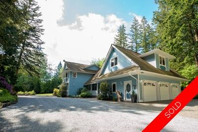 Campbell Valley  Acreage for sale:  4 bedroom 6,630 sq.ft. (Listed 2016-05-10)