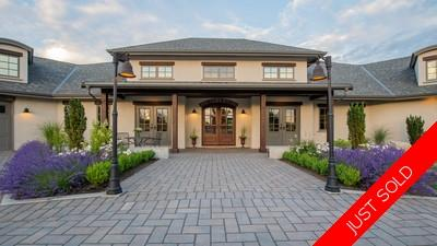 Campbell Valley House for sale:  4 bedroom 6,381 sq.ft. (Listed 2018-07-12)