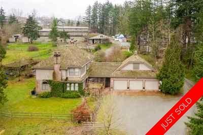 Campbell Valley House for sale:  6 bedroom 3,916 sq.ft. (Listed 2019-01-30)