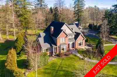 Campbell Valley House for sale:  4 bedroom 6,590 sq.ft. (Listed 2019-01-30)
