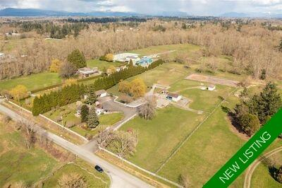 Campbell Valley House with Acreage for sale:  2 bedroom 2,781 sq.ft. (Listed 2021-04-15)